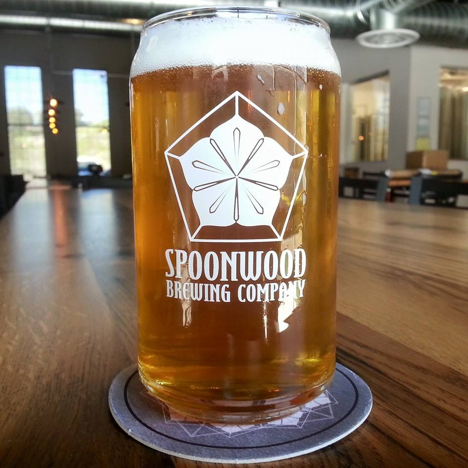 Spoonwood Brewing Stunt Double Kolsch Beer