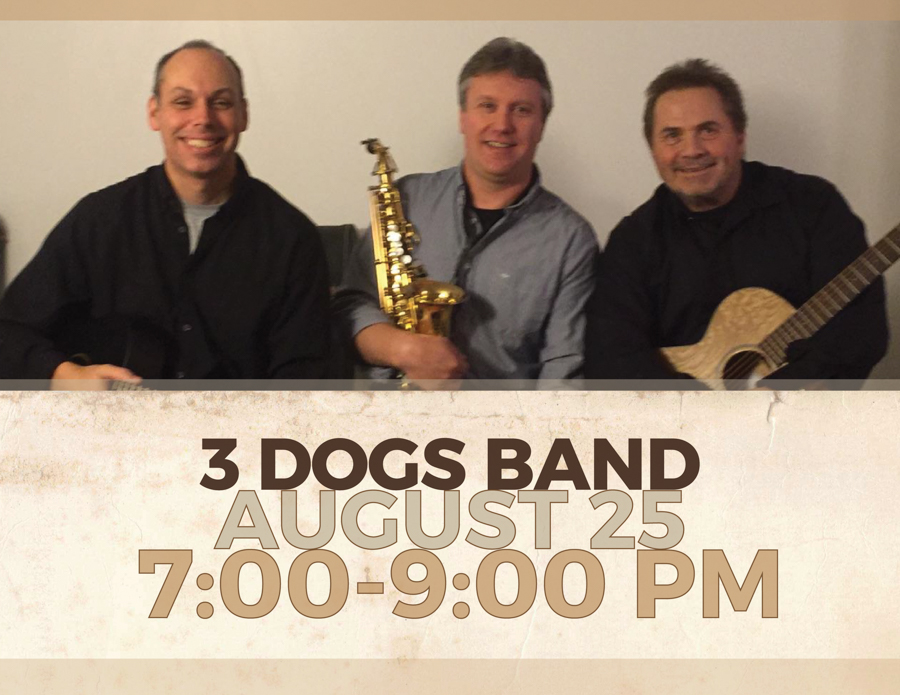 3 dogs Aug 25-01