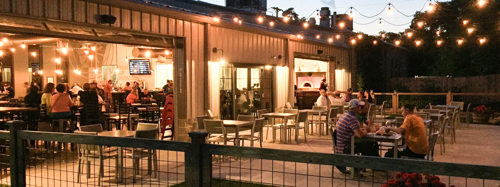 Spoonwood Brewing Pittsburgh Patio Seating