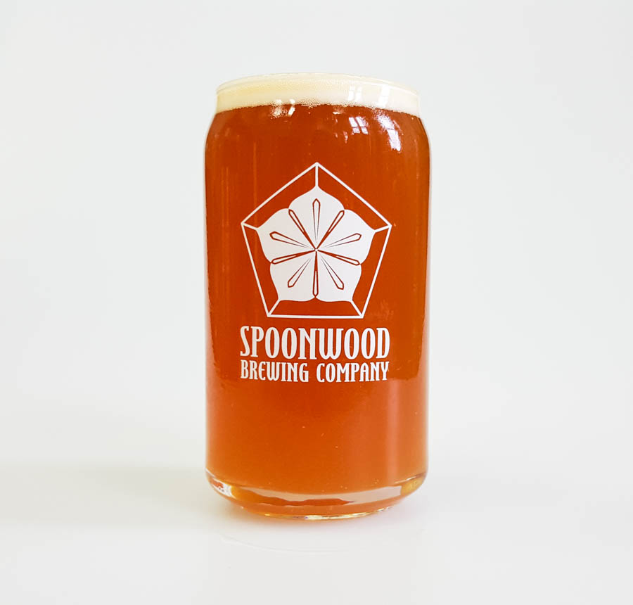 Spoonwood Brewing Side Scroller