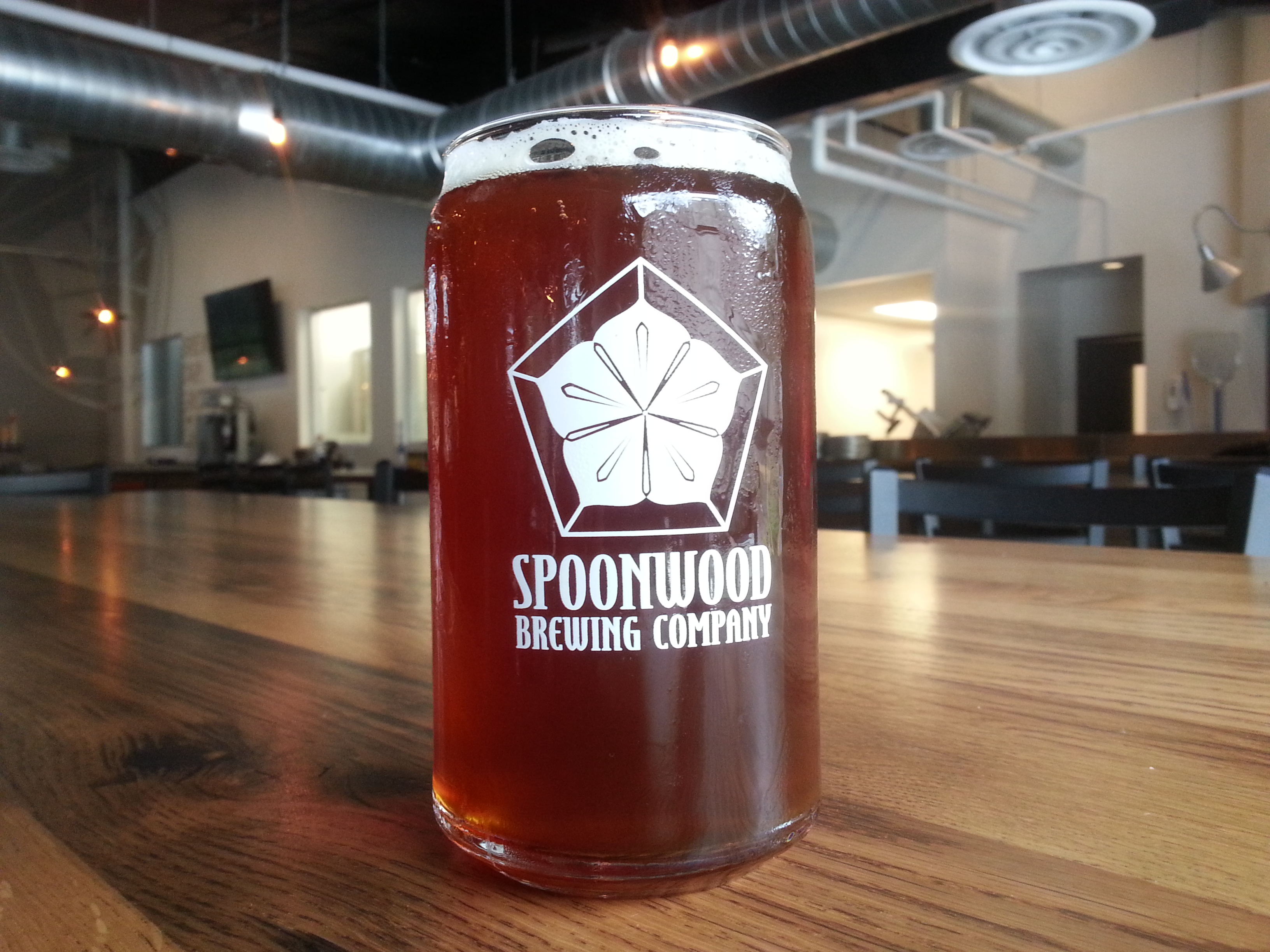 Smoke & Oats Spoonwood Brewing