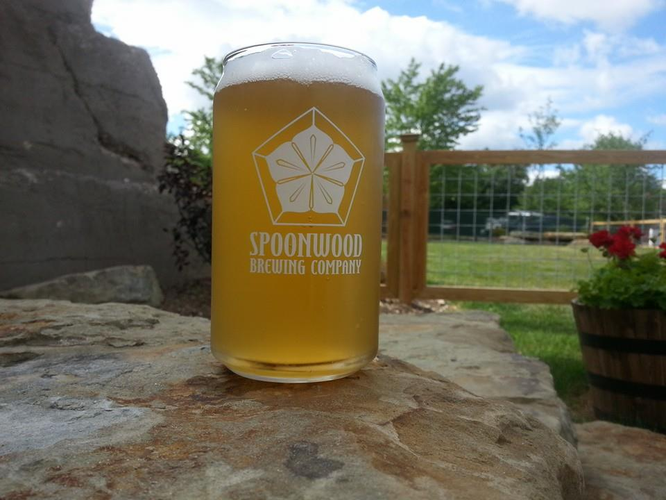 American Wheat Spoonwood Brewing