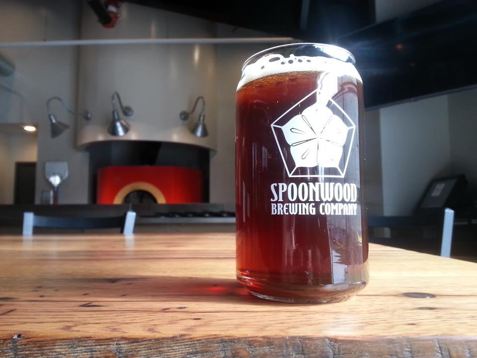 Spoonwood Brewing Beer