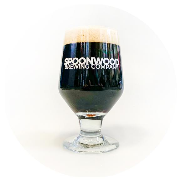 Undead Goon Beer glass Image